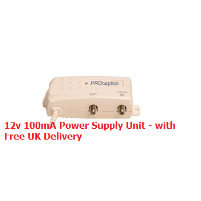 12v 100ma Power supply