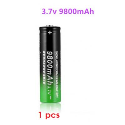 Li-ion 3.7V 9800mah 18650 Battery
