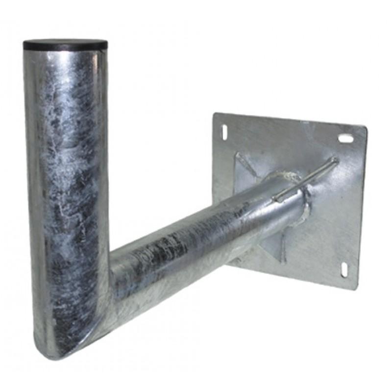 75mm (3in) Wall Bracket - Galvanised Steel