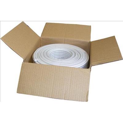 50m White Satellite Cable