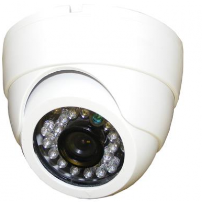 700TVL SAC Effio-E HD CCTV Camera White IR 3.6mm