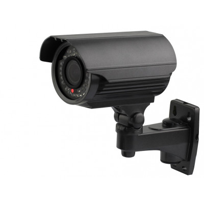 700TVL Effio-E BLACK METAL IR CCTV Camera
