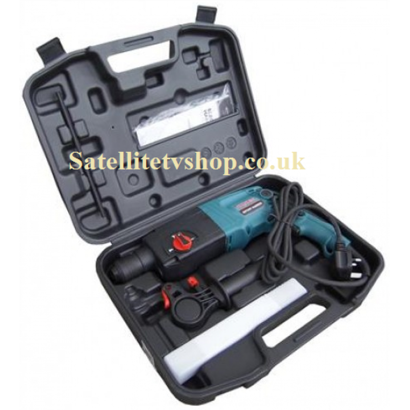 Arges 800w SDS+ 3 Function PRO Drill