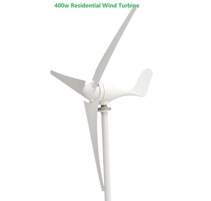 400w Residential Wind Turbine - Wild AC