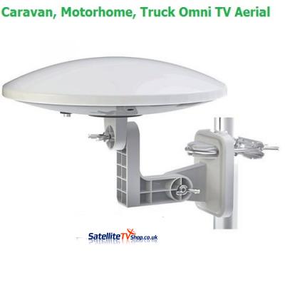 Truck + Boat Omni TV Aerial