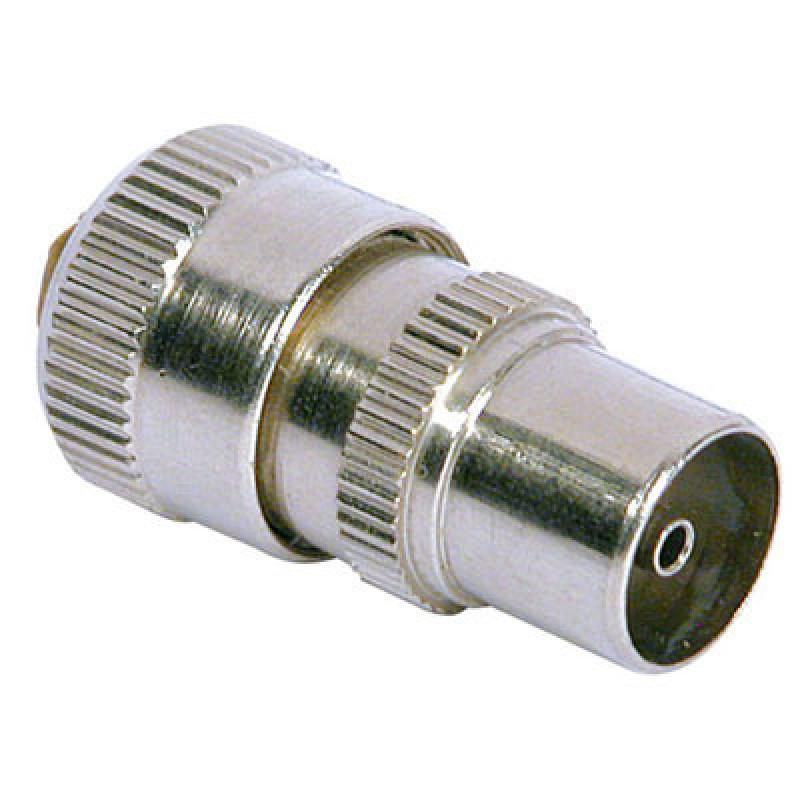 Coax Plug Male 10