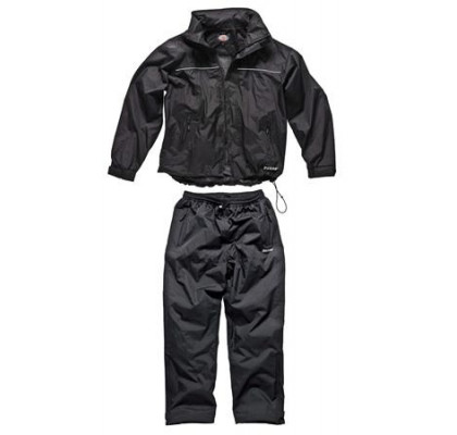 Storm Ridge Navy Weather Suit