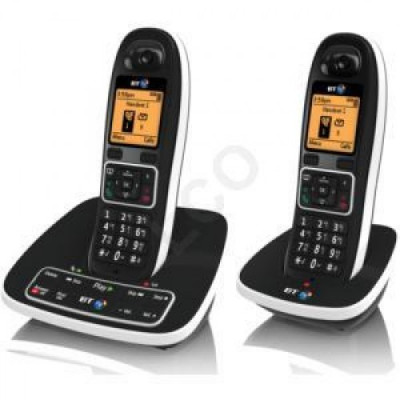 BT 7600 Nuisance Call Blocker Twin with Answering Machine