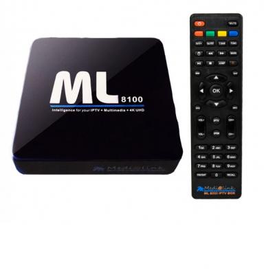 ML8100 IPTV Streaming STB