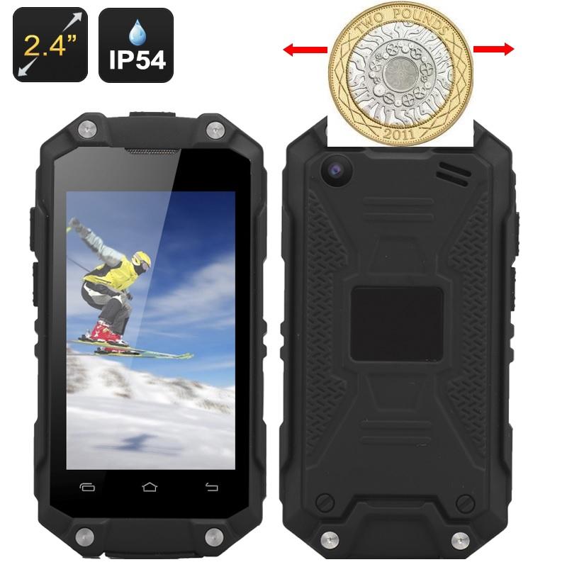 Nano Mini Tough 3G Mobile Phone