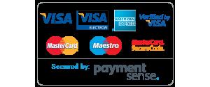 Paymentsense Visa Mastercard
