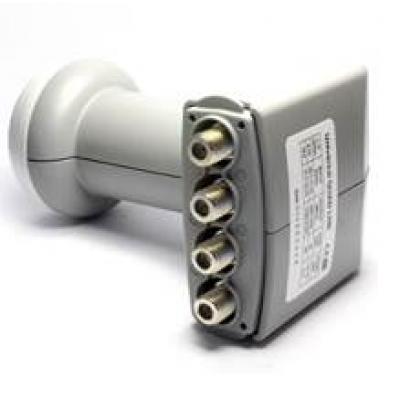 Universal Quad LNB 0.1db 40mm