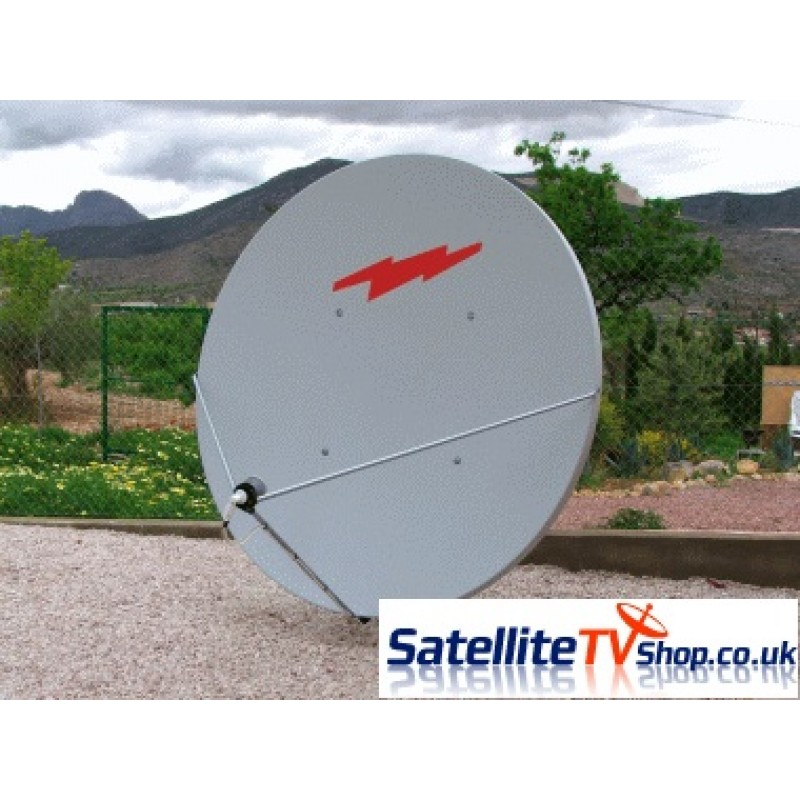 Raven ( Channel Master ) 1.8m Satellite Dish