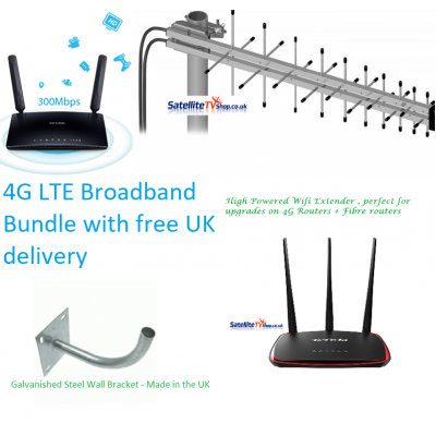 4G LTE Broadband Bundle - TP-Link
