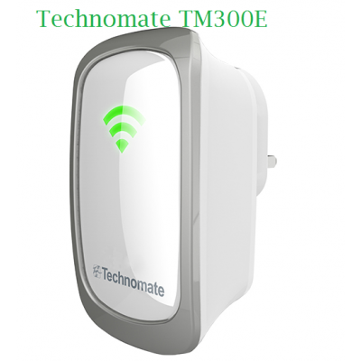Wireless-N Wifi Repeater TM300 E