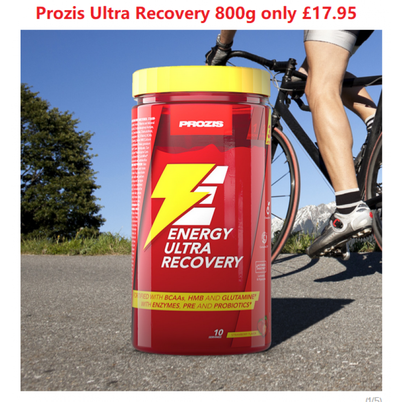 Prozis Ultra Protein Recovery 800g