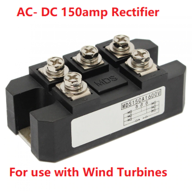AC - DC Rectifier - 150amps