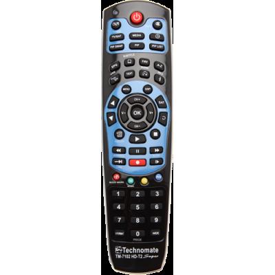 Technomate TM7102 HD T2 Remote Control