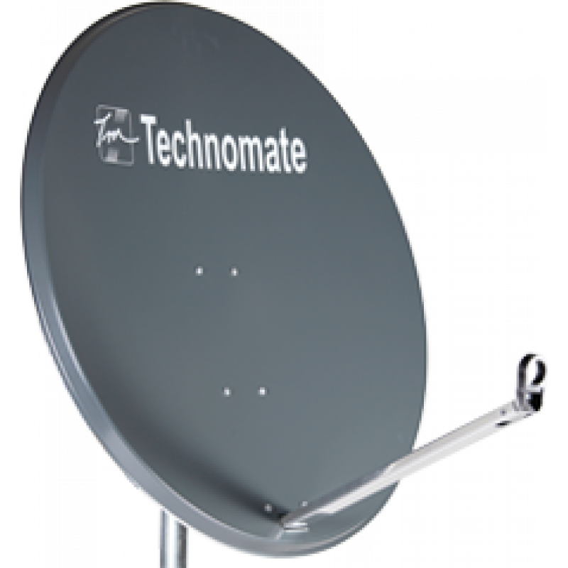 Technomate TM-80S Satellite Dish, Non Rusting Satellite Dish