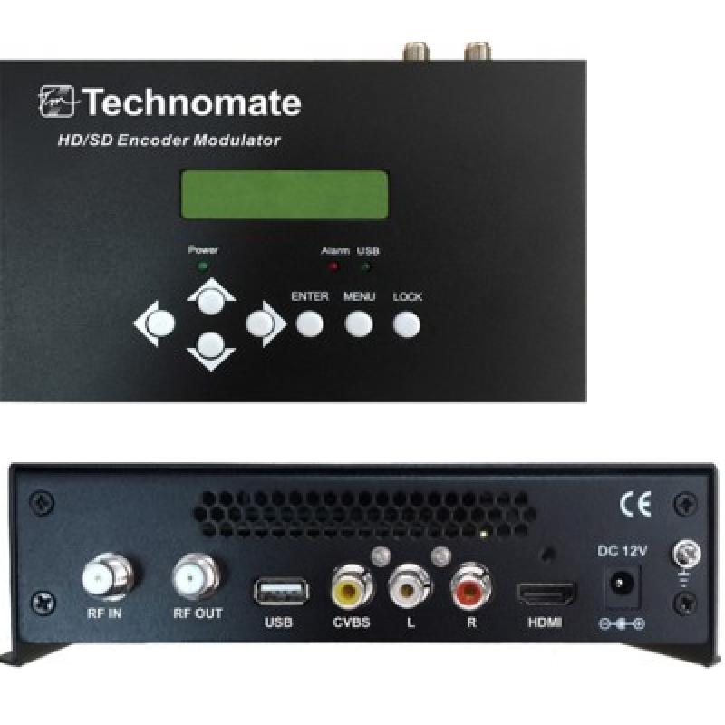 Technomate TM-RF HD - HDMI Modulator