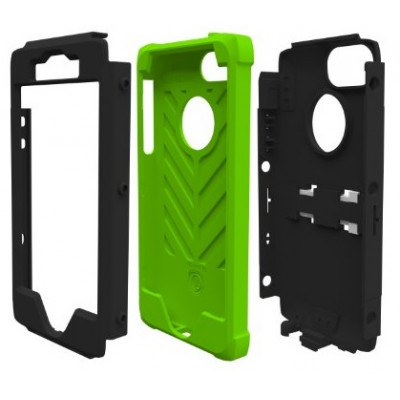 Trident Kraken AMS Case iPhone 5s - Military Grade - Green
