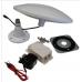 Caravans + Motorhome TV Aerial - Roofmounted