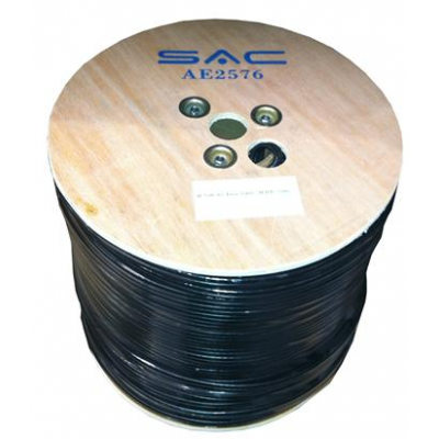 250m Twin Satellite TV Cable