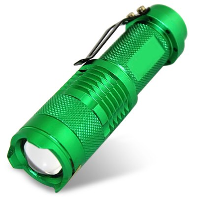 UltraFire 300 Lumens Zoom LED Flashlight