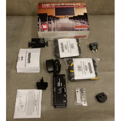 Xantech Large Venue Ir Control Kit W/ Extended Infra-red Remote Control