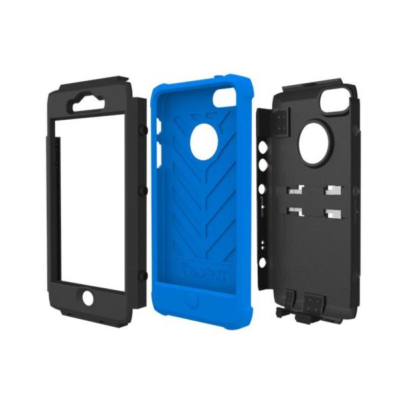 Trident Kraken AMS Case iPhone 5 - Military Grade - Blue